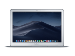 "2013 - 13"" MacBook Air, 1.3GHz Core i5 Processor, 4GB RAM, 128GB SSD"