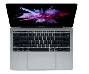 "2017 - 13"" Retina MacBook Pro, 2.5GHz Core i7 Processor, 16GB RAM, 256GB SSD"