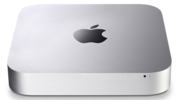 2012 - Mac Mini, 2.5GHz Dual Core i5 Processor, 4GB RAM, 500GB HD