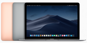 "2016 - 12"" Retina MacBook, 1.3GHz Core m7 Processor, 8GB RAM, 512GB SSD"