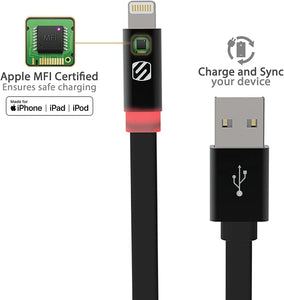 Scoche FlatOut Lightning Cable