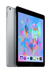 iPad 6th Gen - 128GB, WiFi + LTE
