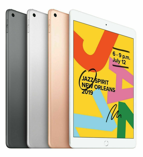 iPad 6th Gen - 32GB, WiFi + LTE