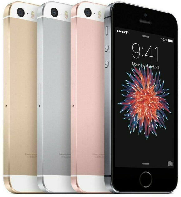 iPhone SE - 128GB, Unlocked