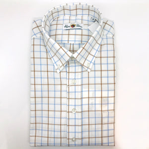 Mirfield Checked Sport Shirt