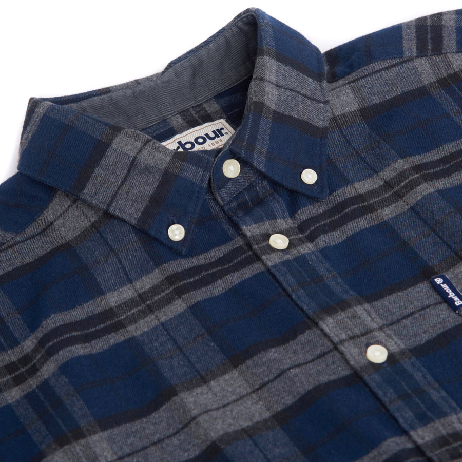 Highland Check 19 Tailored Sport Shirt