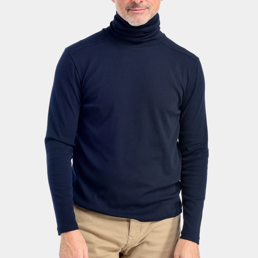 Pierce Turtleneck