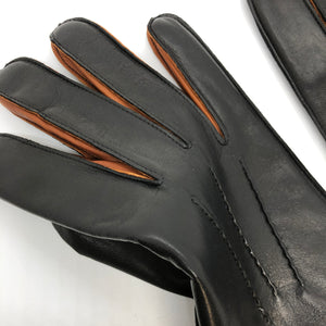 Wool & Cashmere Lined Leather Gloves