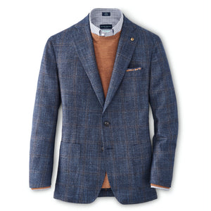 Caven Plaid Soft Jacket