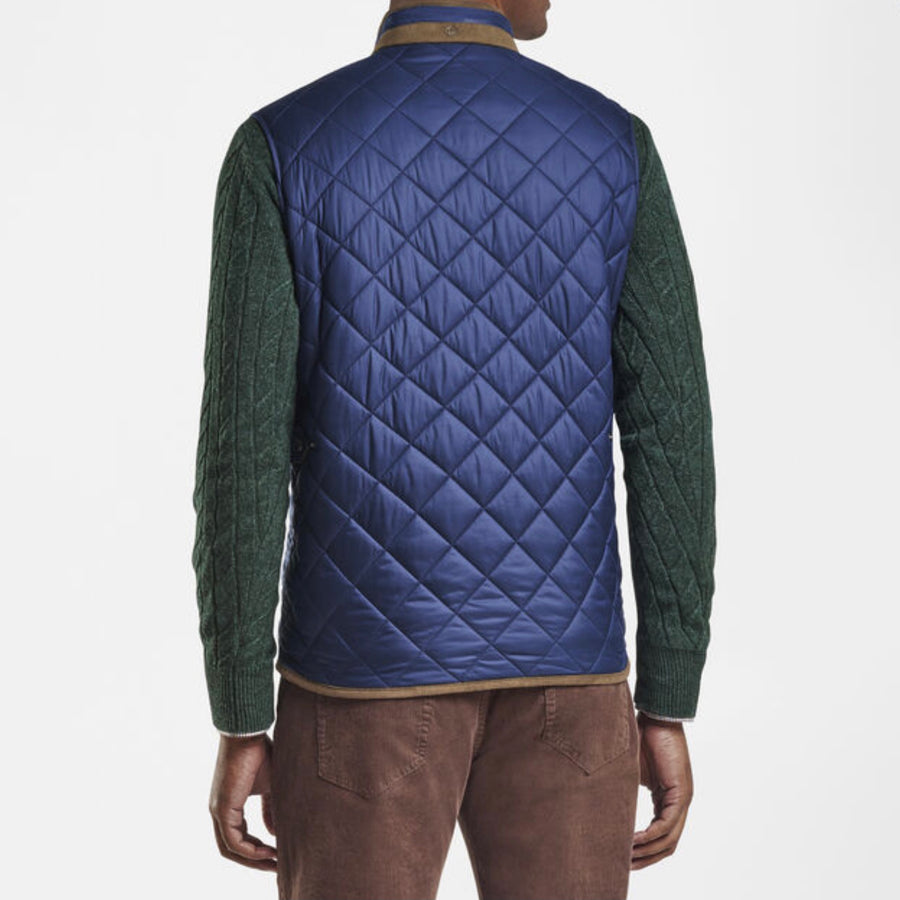 Essex Quilted Travel Vest