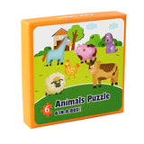 Wooden Jigsaw Puzzle Toy