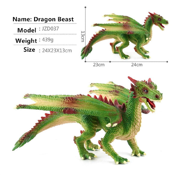 Dragon Model Dinosaur Action Figure Toy