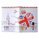 London Style Passport Holder