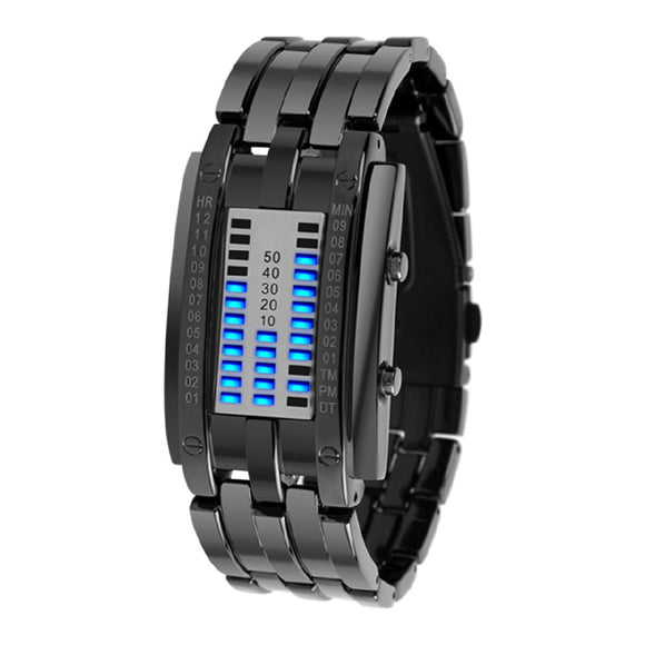 Creative Sport LED Couple Digital Watch