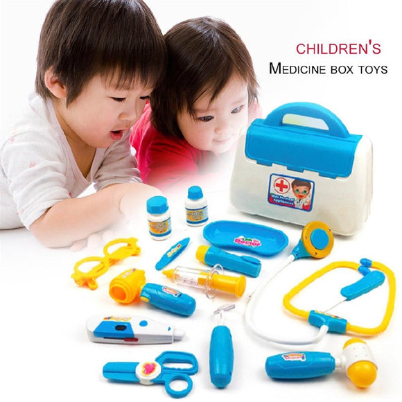 Doctor Nurse Role Pretend Play Toy Set