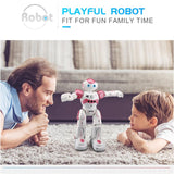 Walking Gesture Control RC Robot STEM Toy
