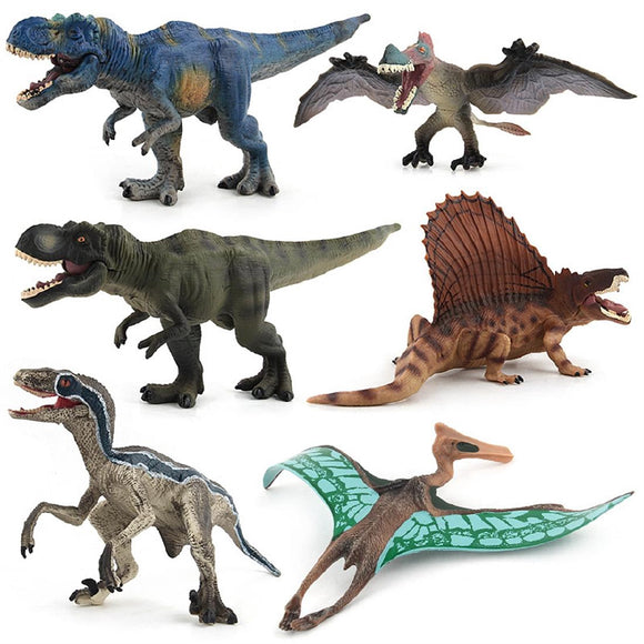 Action Figure Jurassic Dinosaur Series Toy