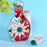 Mini Desk Top Bowling Game Toy Set For Kids