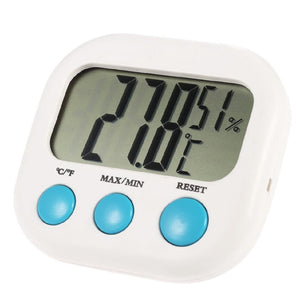 Indoor Mini Digital Thermometer Hygrometer
