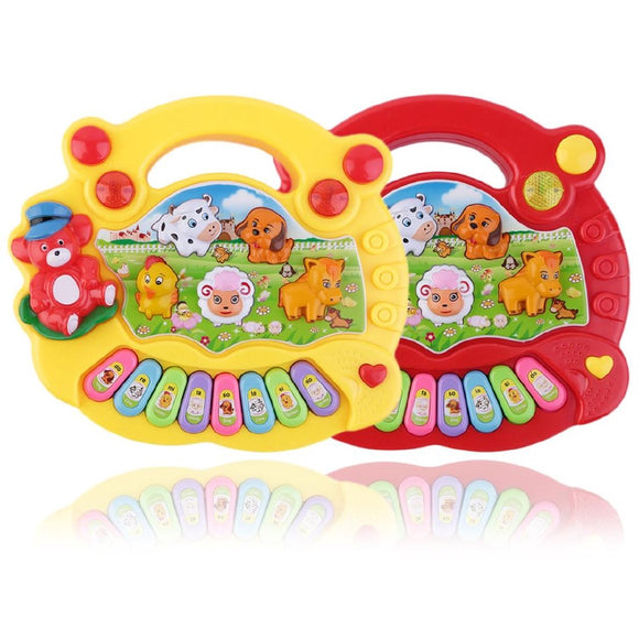 Educational Piano Developmental Musical Toy