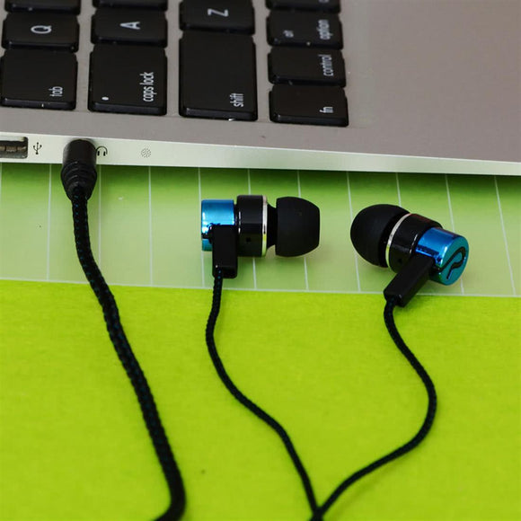 Isolating Stereo In-ear Earphone