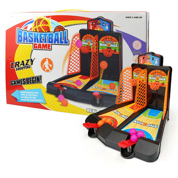 Table Interactive Basketball Shooting Game Toy