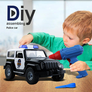 DIY Toy Car For Kids