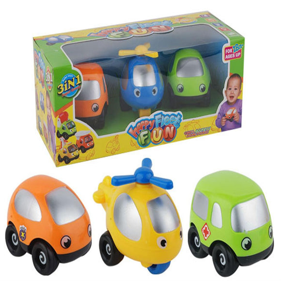 Cartoon Toy Cars