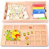 Counting Stick Teaching AID Toy