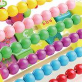 Wooden Beads Educational Puzzle Toy