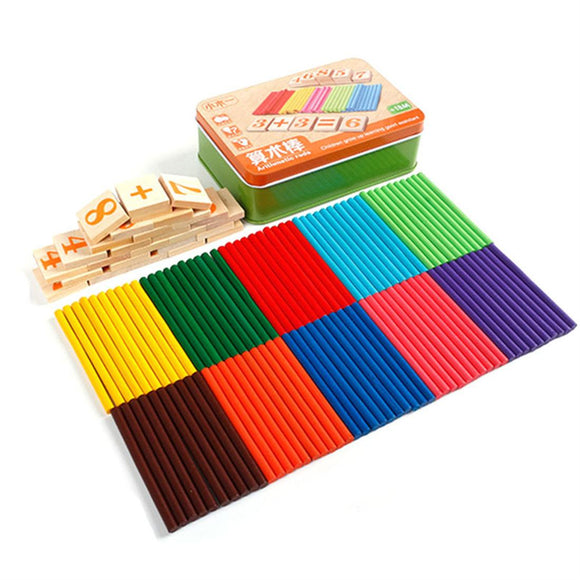 Counting Sticks Educational Toy For Kids