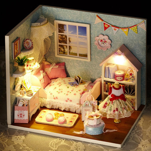 DIY Room Dollhouse Kits