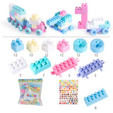 DIY Building Block Toy Set For Kids