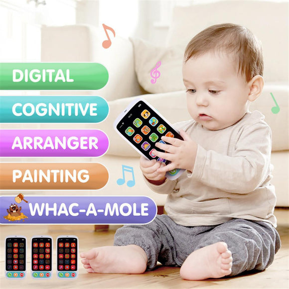 Kids Early Education Mobile Phone Toy
