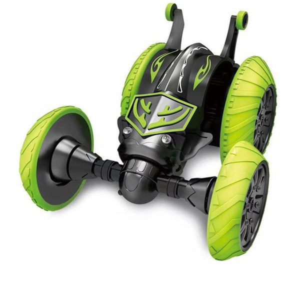 Wireless Remote Control RC Stunt Car