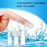 Soft Silicone Finger Toothbrush