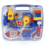 Educational Pretend Play Doctor Case Toy Set