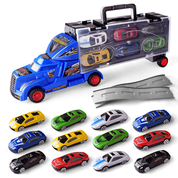 Kids Simulation Container Car Toy