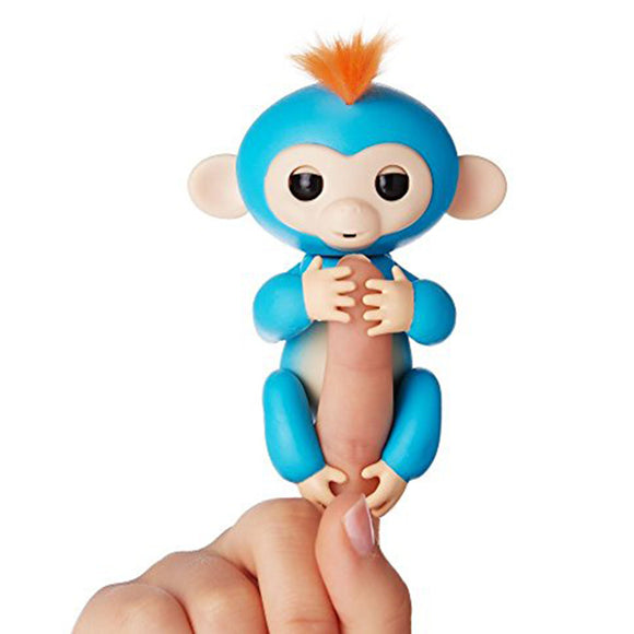Interactive Baby Monkey Fingerlings Toy