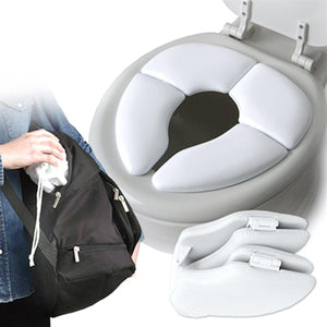Kids Folding Padded Potty Seat