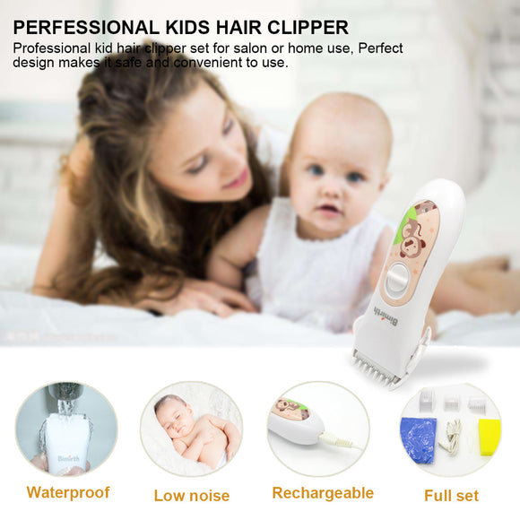 Rechargable Kids Hair Clippers