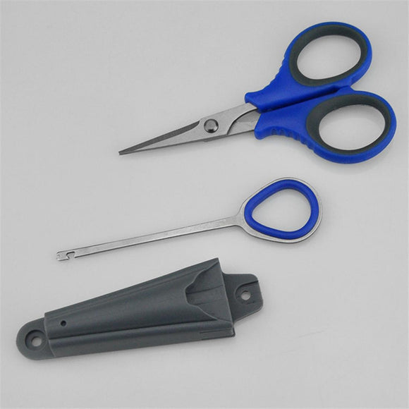 Mini multi-function Fishing Shear Hook clipper Scissor