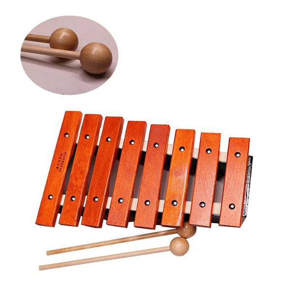 Wooden Tone Musical Instrument For Kids