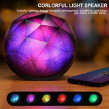 Wireless LED Colorful Light Bluetooth Speaker