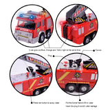 Fire Fighting Truck Simulation Toy