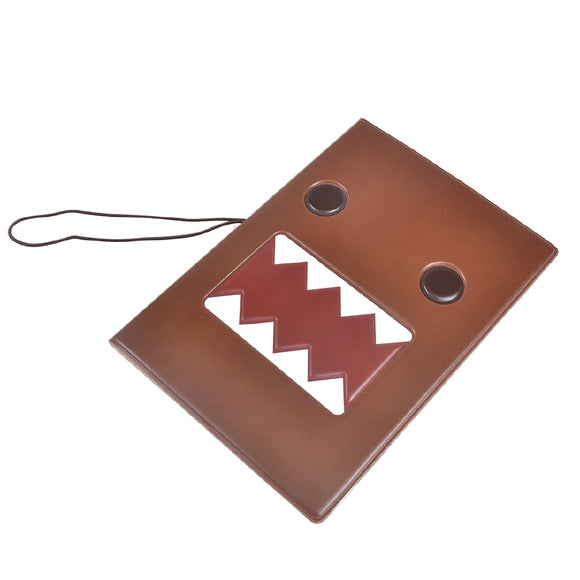 Beast Pattern Passport Holder