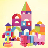 Soft Colorful Kids Building Blocks Toy