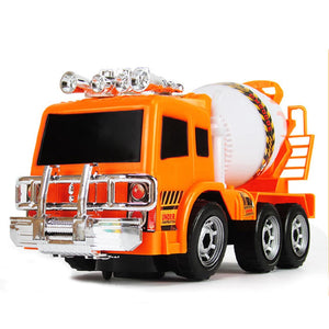 Simulation Engineering Truck Model Toy