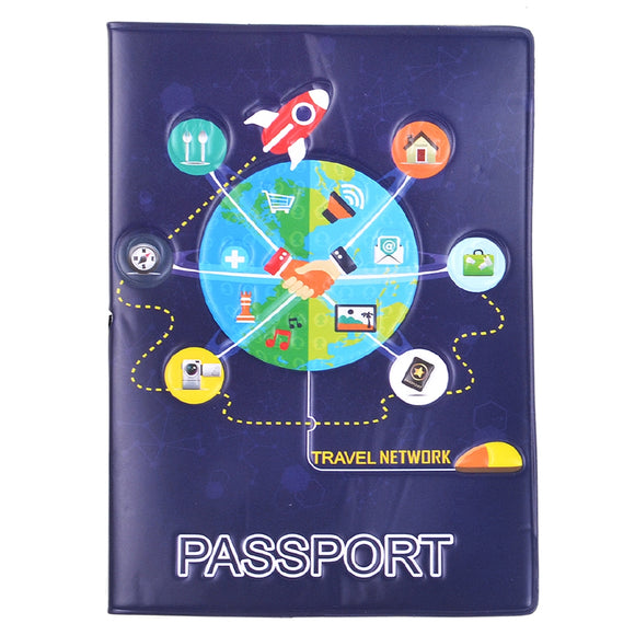 Travel Network Passport Holder