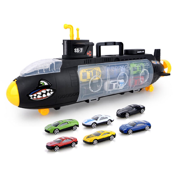 Kids Submarine Model Toy Set